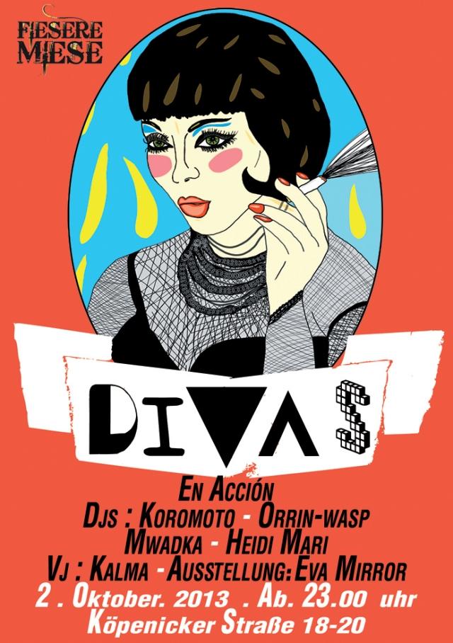 Diva Saritisima Berlin